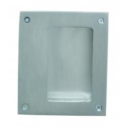 Ives 955 Rectangular Flush Pull