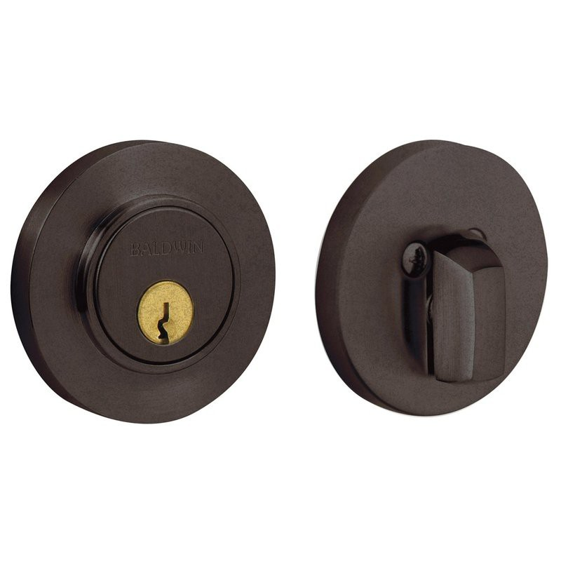 Baldwin Hardware Estate Series 8244 Contemporary Deadbolt