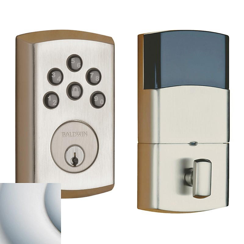 Baldwin Hardware Estate Series 8285 Soho Keyless Entry