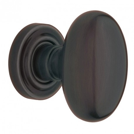 baldwin hardware estate series egg shaped solid forged brass door knob set