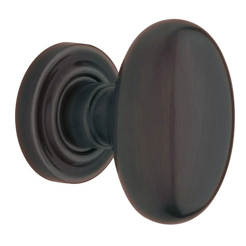 Baldwin Hardware Estate Series 5025 Egg Door Knob Set W