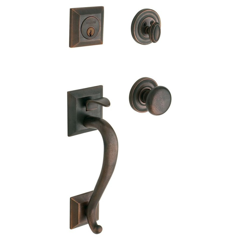 Baldwin Estate Series 85320 Madison Handleset W 5015