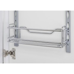 "Hardware Resources 3"" Deep Individual Tray Replacement or Additional Tray for Door Mounting Tray System"