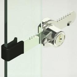 CompX Disc Tumbler Sliding Door Locks