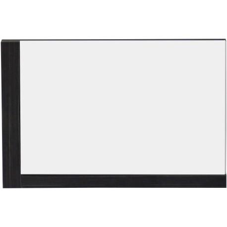 American Imaginations AI-610 35.5-in.W * 23.5-in.H Modern Plywood-Melamine Wood Mirror