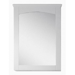 American Imaginations AI-17425 24-in.W * 31.5-in.H Modern Plywood-Veneer Wood Mirror