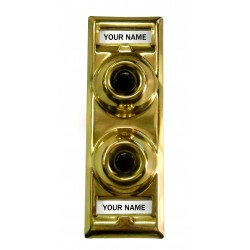 Trine 91P Multi-Family Solid Brass Housing