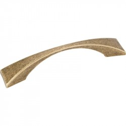 """Elements 525-96 Glendale 5"""" Overall Length Decorative Cabinet Pull 96mm center to center"""