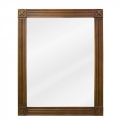 "Elements MIR047 Hamilton Bath Elements Mirror 20"" x 1"" x 25"""