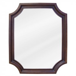 "Elements MIR050 Abbott Bath Elements Mirror 22"" x 1"" x 27"""