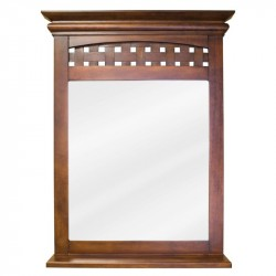 "Elements MIR055 Lyn Bath Elements Mirror 26"" x 4"" x 34-1/4"""