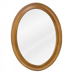 "Elements Clairemont Warm Caramel MIR060 Bath Elements Mirror 23-3/4"" x 1"" x 31-1/2"""
