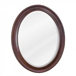 "Elements MIR062 Clairemont Nutmeg Bath Elements Mirror 23-3/4"" x 1"" x 31-1/2"""