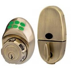 Master Lock Grade 2 Electronic Keypad Residential Deadbolt