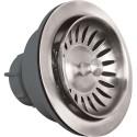 Hardware Resources STRAINER-200 Stainless Steel Sink Strainer