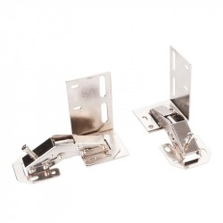 Hardware Resources TIPOUT-HINGE Replacement Hinges for TIPOUT Unit, Sold per pair