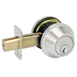 Master Lock Grade 2 Heavy Duty Deadbolt