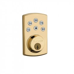 Kwikset Powerbolt 2 Touchpad Electronic Deadbolt
