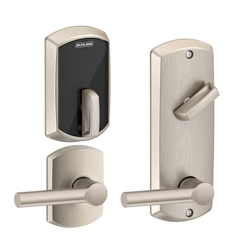 Schlage Fe410 Control Smart Interconnect Deadbolt