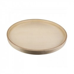 Hardware Resources Round Banded Lazy Susan with Swivel Pre-installed
