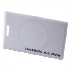 ZKAccess HID compatible 125kHz Thin Prox cards