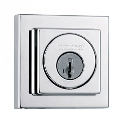 Kwikset 994 Contemporary Square Double Cylinder Deadbolt