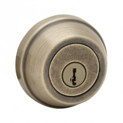 Kwikset 599 Signature Series Double Cylinder Gatelatch Deadbolt