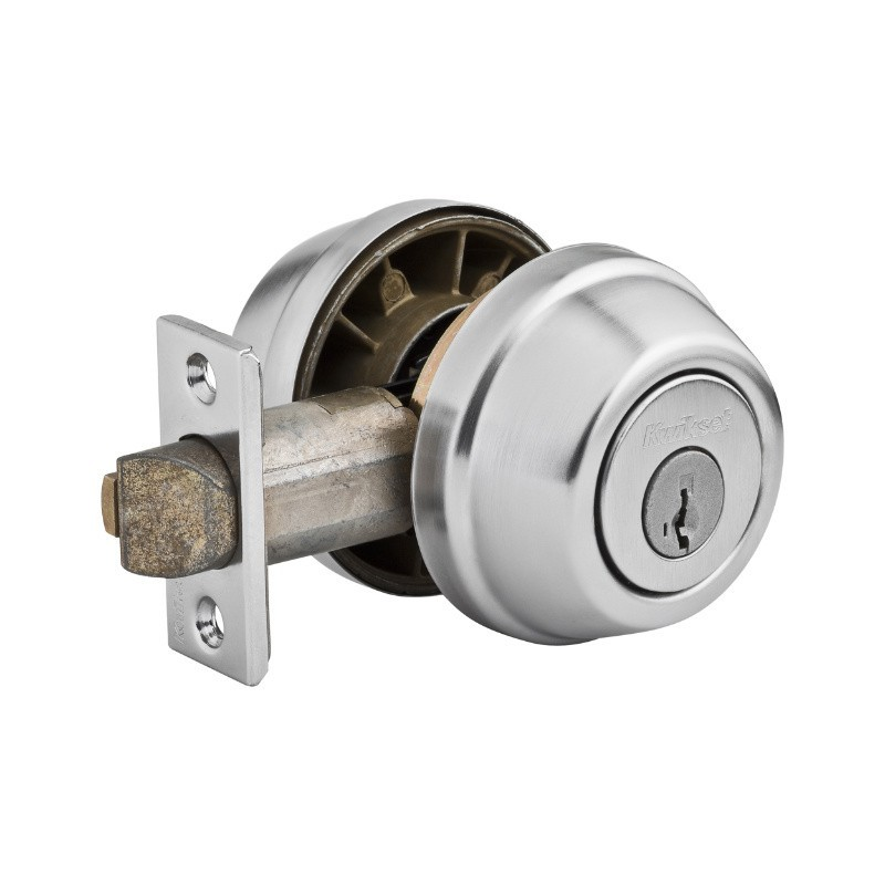 Kwikset 599 Signature Series Double Cylinder Gatelatch