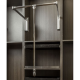"""Hardware Resources Soft-close wardrobe lift 33"""" expanding to 48"""""""
