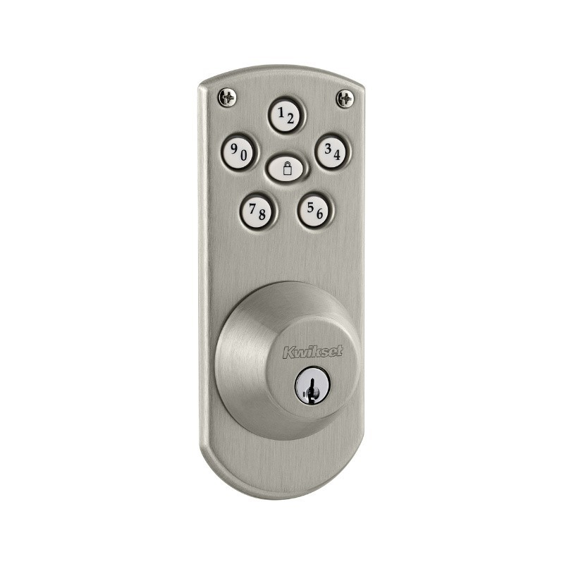 Kwikset Powerbolt Touchpad Electronic Deadbolt