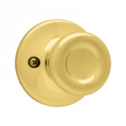 Kwikset 488T Tylo Dummy Knob in Polished Brass