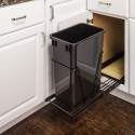 Hardware Resource CAN-EBMS Single Pullout Waste Container System (35 or 50qt)