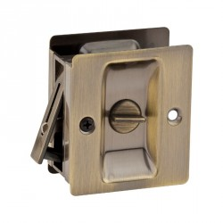 Kwikset Model 333 Notch Pocket Door Lock Privacy