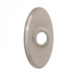 Kwikset Designer Rose 83318 Oval Rose Cover for Reversible Levers