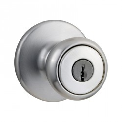 Kwikset 400T US26D RCAL-RCS Tylo Entry in Satin Chrome