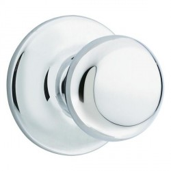 Kwikset 200V US26 RCAL RCS Passage Valiant in Polished Chrome