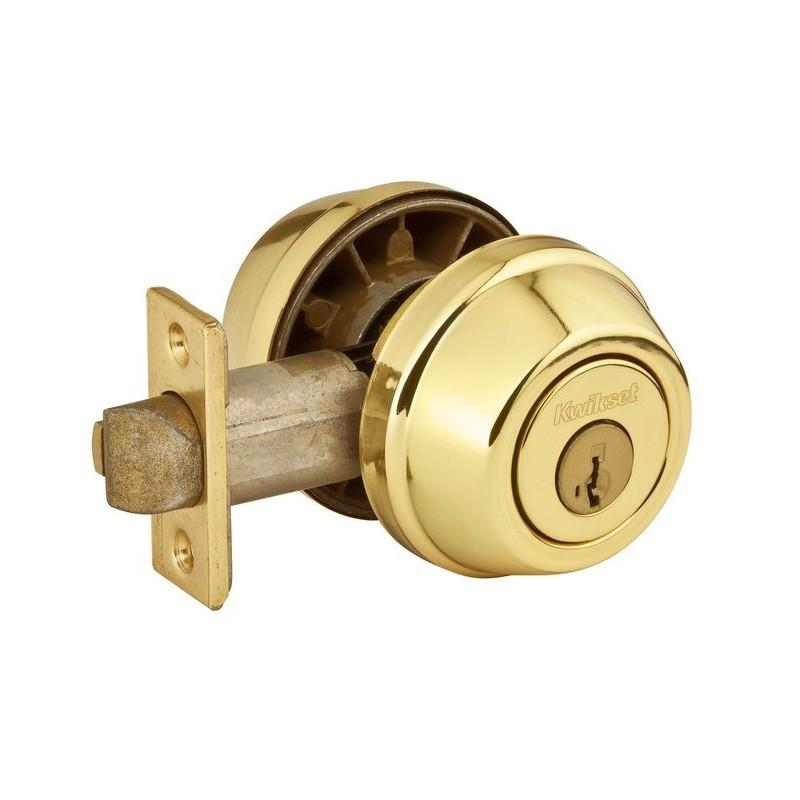 Kwikset 598 Signature Series Single Cylinder Gatelatch