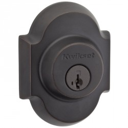 Kwikset 980AUD Single Cylinder Austin Deadbolt