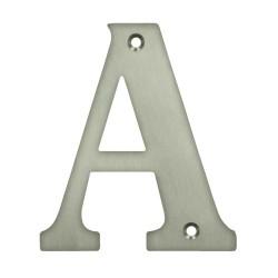 """Deltana 4"""" Residential Letter"""