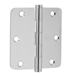 "Ives 1012 1/4"" Radius Corner Residental Hinges"