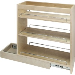 Hardware Resources BPO Soft Close Base Cabinet Pull Out
