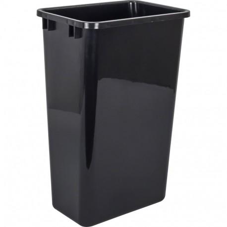 Hardware Resources 50-Quart Plastic Waste Container