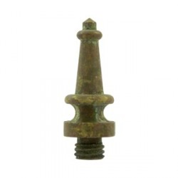 Deltana Steeple Tip Distressed Finish Finial