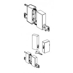 Adams Rite 4024, 4025, 4026 Cylinder Pulls for MS1847 Deadlocks and 5017 Wood Door Deadlock
