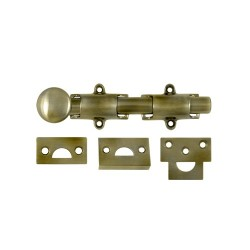 "Deltana 6"" Heavy Duty Surface Bolt"