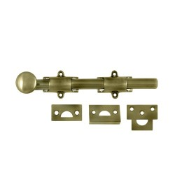 "Deltana 8"" Heavy Duty Surface Bolt"