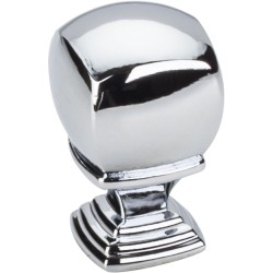 "Katharine 7/8"" Overall Length Cabinet Knob"