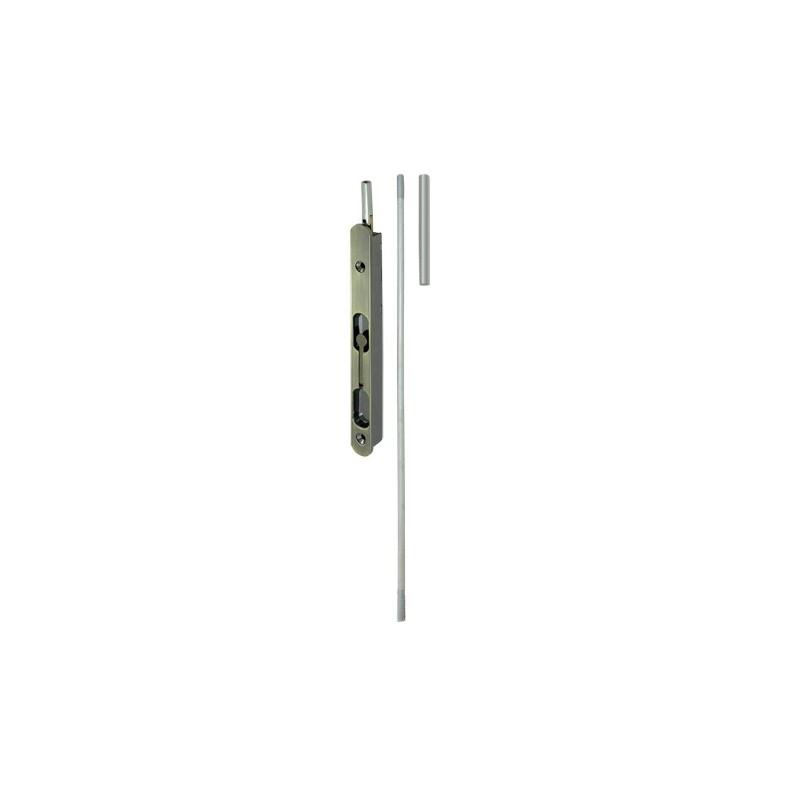Deltana 18 Quot Rod Extension Zinc Flush Bolt