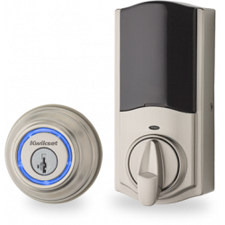 Kwikset 925 KEVO (2nd Gen) Bluetooth Electronic Deadbolt (Contemporary)