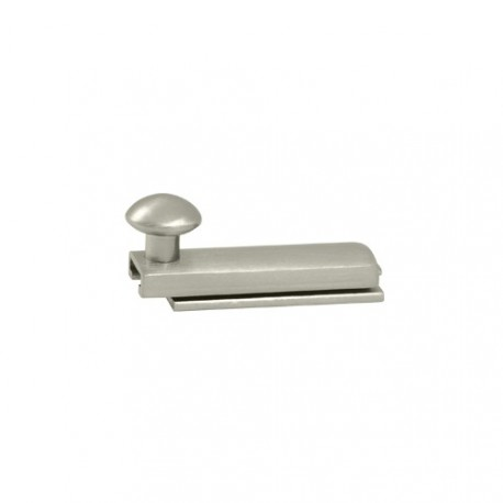 """Deltana 2"""" Heavy Duty Surface Bolt with Concealed Screws"""